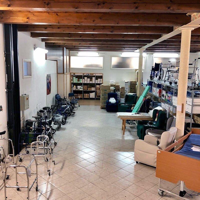 Laboratorio Ortopedico - Fiorenzuola - Sanitas srl
